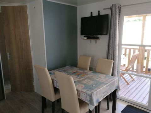 MOBILHOME 8 personnes - Cocoon - 3 ,chambres