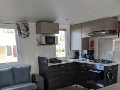 MOBILHOME 6 personnes - Jasmin - 2 chambres
