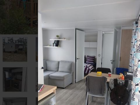 MOBILHOME 6 personnes - Olivier - 2 chamnres