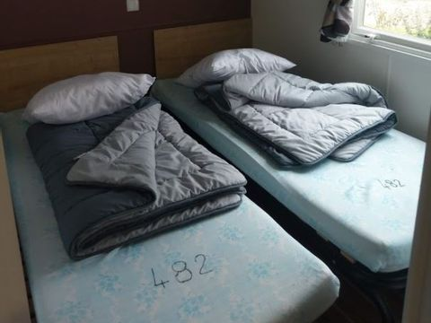 MOBILHOME 8 personnes - Les Genets - 3 chambres