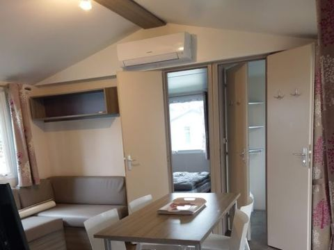 MOBILHOME 6 personnes - Les Pins - 2 chambres