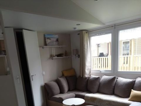 MOBILHOME 8 personnes - Lauriers (4 vélos) - 3 chambres