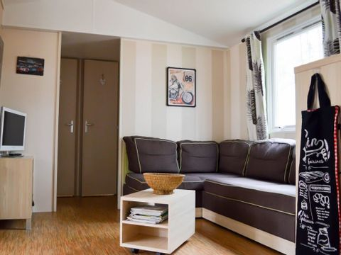 MOBILHOME 8 personnes - L'Amandier - 3 chambres
