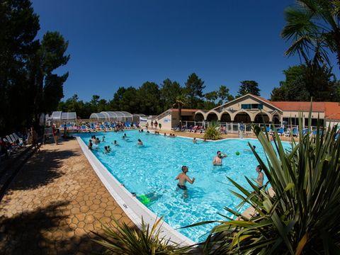 Tour Opérateur et particuliers sur camping Le Bois Masson - Funpass non inclus - Camping Vendée - Image N°3