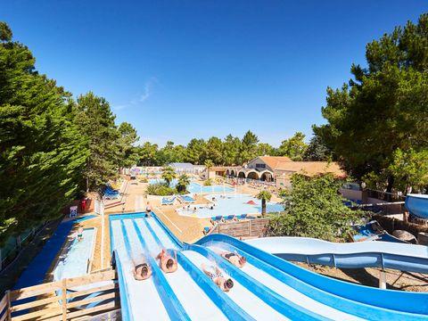 Tour Opérateur et particuliers sur camping Le Bois Dormant - Fun Pass non inclus - Camping Vendée - Image N°2