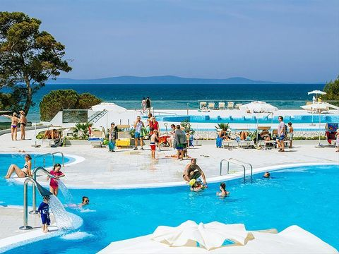 Camping Zaton Holiday Resort  - Camping Dalmatie du nord - Image N°3