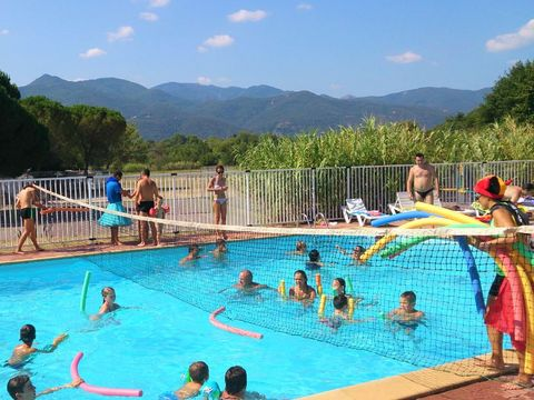 Pyrenees-Orientales  Camping Les Casteillets - Camping Pyrenees-Orientales - Afbeelding N°3