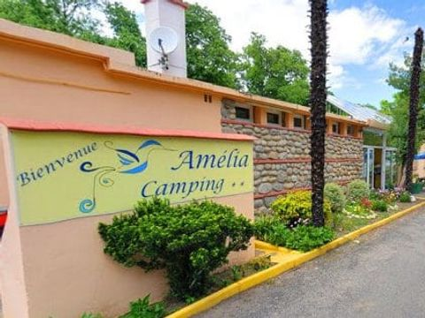 Camping Amélia - Camping Pyrenees-Orientales