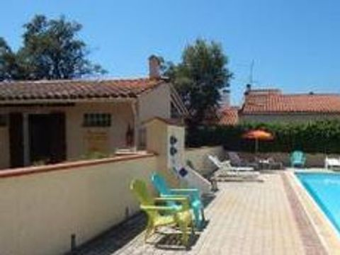 Camping Fagamis L'oasis - Camping Pyrenees-Orientales - Image N°2