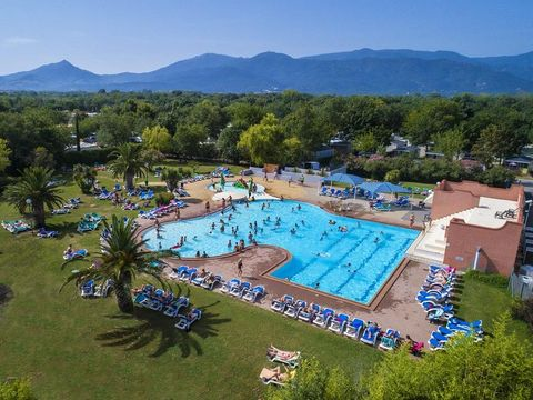 Camping Les Marsouins - Camping Pyrenees-Orientales