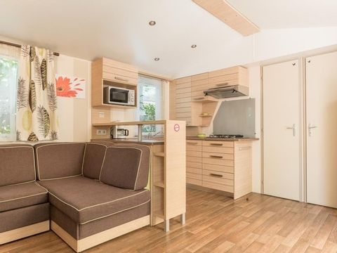 MOBILHOME 6 personnes - Cottage Standard 3 chambres + Clim