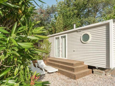 MOBILHOME 6 personnes - Cottage Privilège 2 chambres + Clim