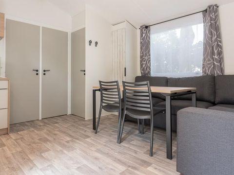 MOBILHOME 6 personnes - Cottage Privilège 3 chambres + Clim