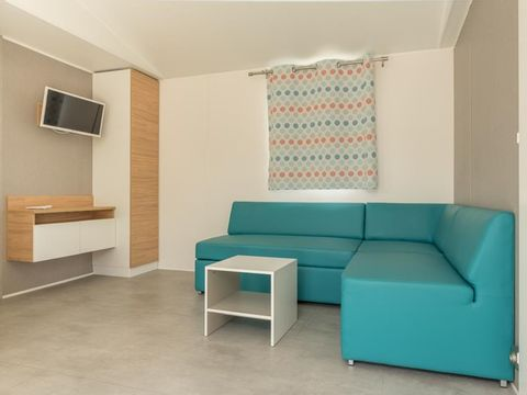 MOBILHOME 6 personnes - Cottage Luxe 3 chambres + Clim