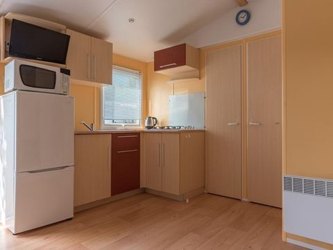 MOBILHOME 6 personnes - Stantard 3 chambres non climatisé