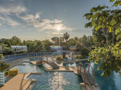 Camping l'Etoile d'Or - Camping Pyrenees-Orientales - Image N°2