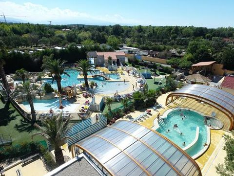 Camping l'Etoile d'Or - Camping Pyrenees-Orientales