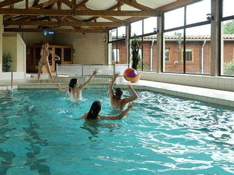 Camping Naturiste  Domaine Laborde - Camping Lot-et-Garonne - Image N°4