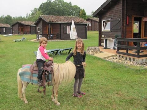 Camping Naturiste  Domaine Laborde - Camping Lot-et-Garonne - Image N°8