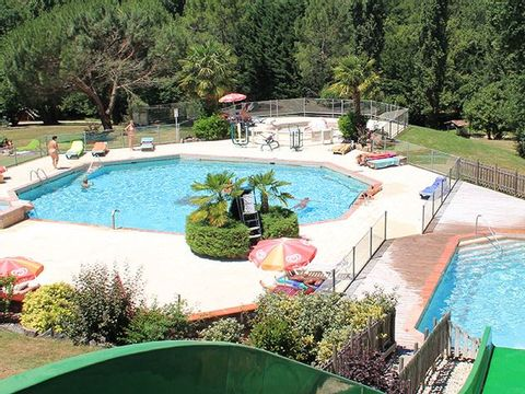 Camping Naturiste  Domaine Laborde - Camping Lot-et-Garonne - Image N°5