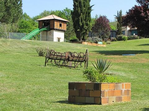Camping Naturiste  Domaine Laborde - Camping Lot-et-Garonne - Image N°7