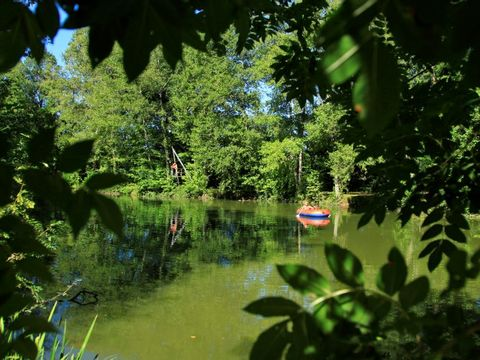 Camping Naturiste  Domaine Laborde - Camping Lot-et-Garonne - Image N°15