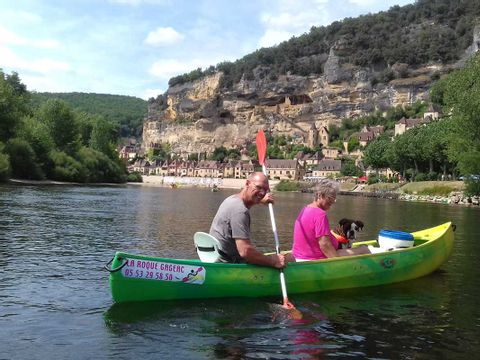 Camping Naturiste  Domaine Laborde - Camping Lot-et-Garonne - Image N°16