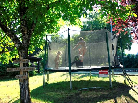 Camping Naturiste  Domaine Laborde - Camping Lot-et-Garonne - Image N°9