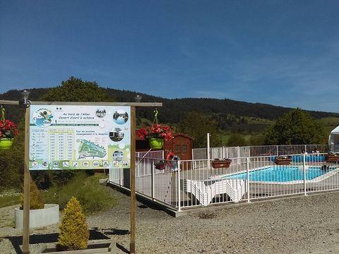 Camping La Cigale de l'Allier - Camping Lozere - Image N°2