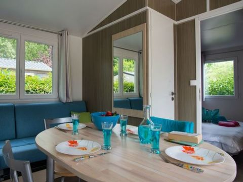 MOBILHOME 6 personnes - Hirondelle ***