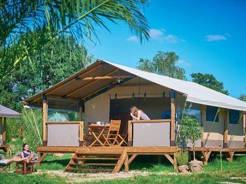 TENTE 5 personnes - Lodge-Kenya ***
