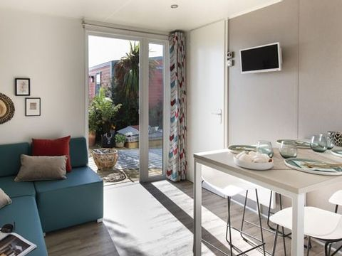 MOBILHOME 4 personnes - Rouge Gorge ****