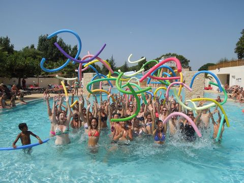 Camping Le Florida - Camping Pyrenees-Orientales