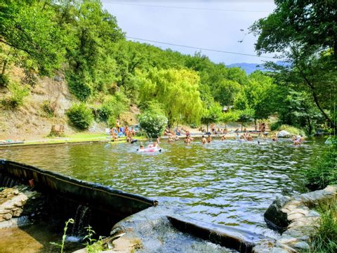 Camping Le Canigou - Camping Pyrenees-Orientales - Image N°2