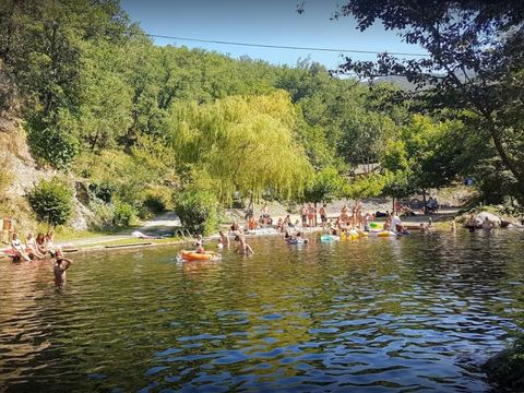 Camping Le Canigou - Camping Pyrenees-Orientales - Image N°9