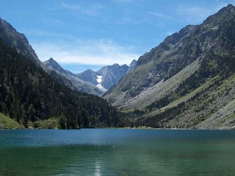 Camping aire naturelle Les Tilleuls - Camping Hautes-Pyrenees - Image N°7