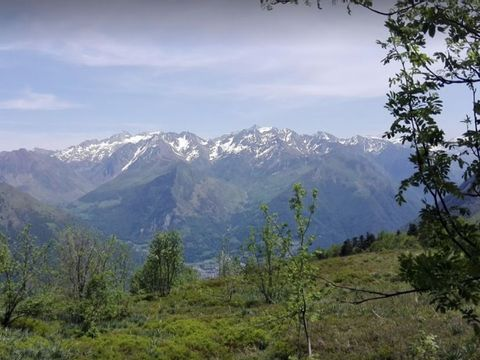 Camping aire naturelle Les Tilleuls - Camping Hautes-Pyrenees - Image N°5