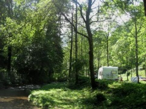 Camping aire naturelle de Rigaux Philippe - Camping Ariege