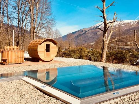 Camping Pene Blanche - Camping Hautes-Pyrenees