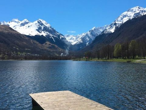 Camping Pene Blanche - Camping Hautes-Pyrenees - Image N°8