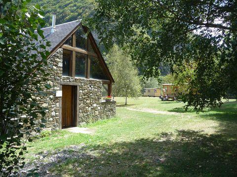 Camping aire naturelle de Bernard - Camping Hautes-Pyrenees