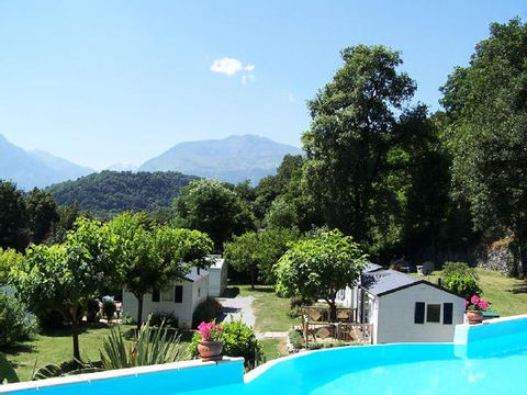 Camping Ecovillage Le Soleil Du Pibeste - Camping Hautes-Pyrenees - Image N°2