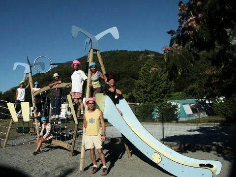 Camping Ecovillage Le Soleil Du Pibeste - Camping Hautes-Pyrenees - Image N°7
