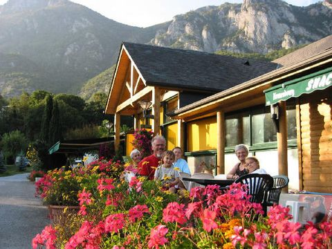 Camping Ecovillage Le Soleil Du Pibeste - Camping Hautes-Pyrenees - Image N°10