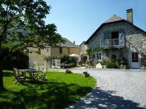 Camping aire naturelle de Cazenave Jean - Camping Pyrenees-Atlantiques