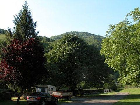 Camping aire naturelle de Bouchet Sauveur - Camping Pyrenees-Atlantiques