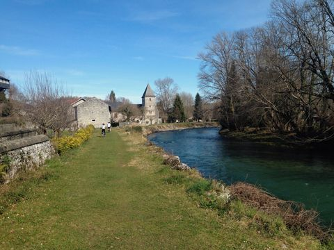 Camping Le Rey - Camping Pyrenees-Atlantiques - Image N°12