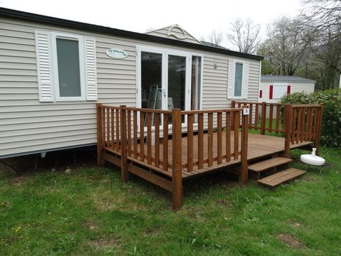 MOBILHOME 6 personnes - Ophea 7, 2 chambres