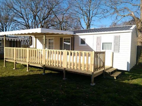 MOBILHOME 6 personnes - Lodge 90, Confort, 3 chambres