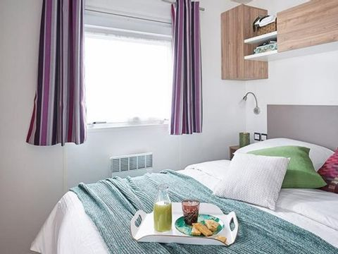 MOBILHOME 6 personnes - Elite 100, Confort, 3 chambres